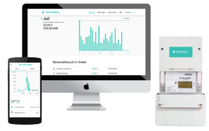 Fresh Energy Smart Home Web App
