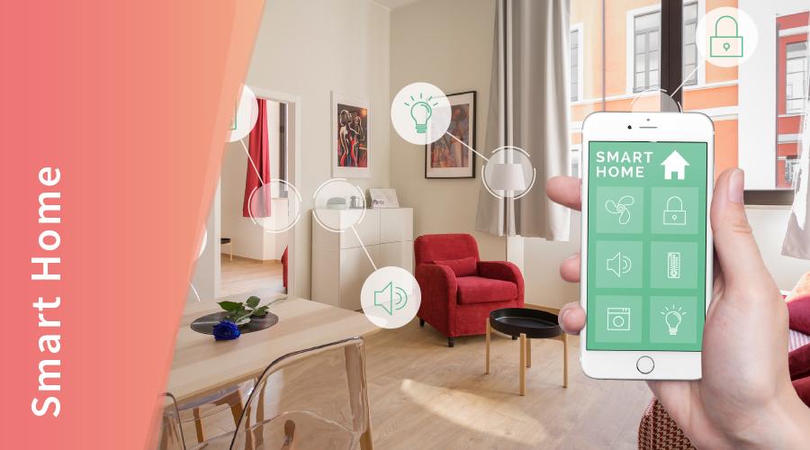 smart home für Wohnungswirtschaft