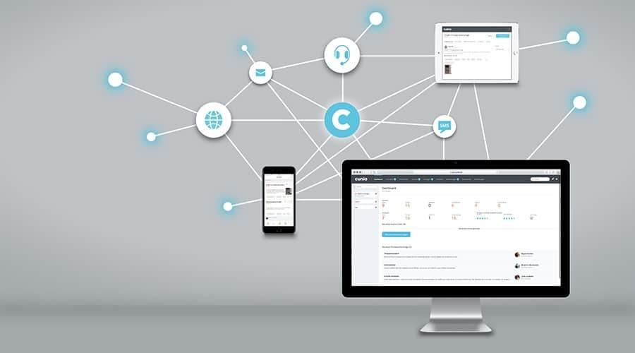 cunio-Kommunikationsplattform