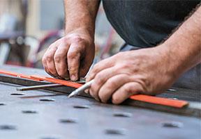Handwerker messen