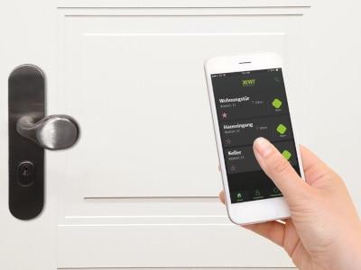 Smartphone App Schließanlage