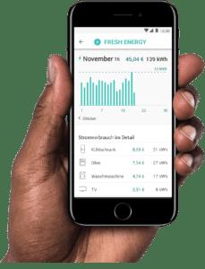 Fresh Energy Smart Home App